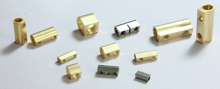 Brass Connectors Electric Accessories